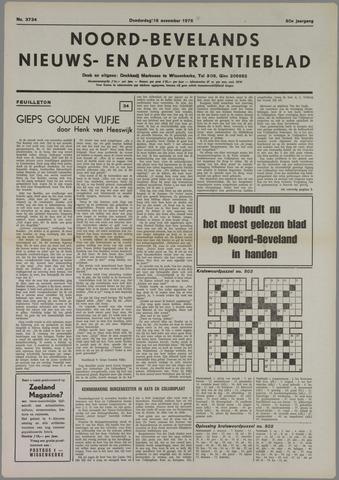 Noord-Bevelands Nieuws- en advertentieblad 1976-11-18