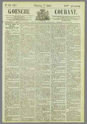 Goessche Courant 1913-06-03