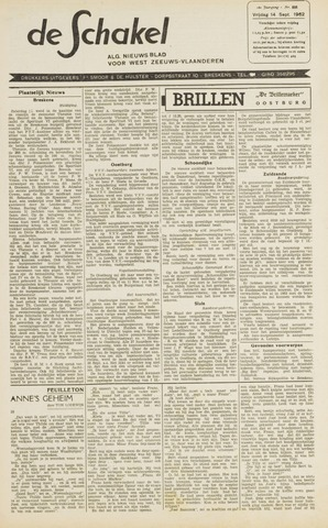 De Schakel 1962-09-14