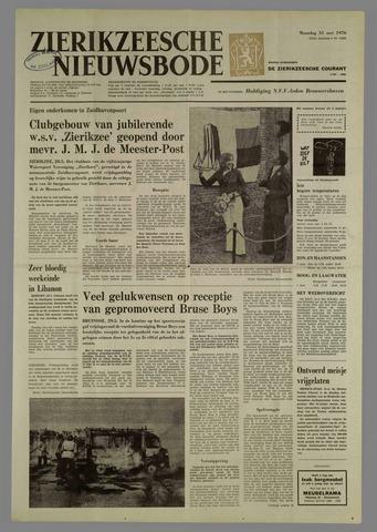 Zierikzeesche Nieuwsbode 1976-05-31