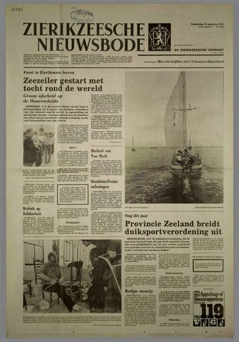 Zierikzeesche Nieuwsbode 1981-08-13