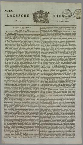 Goessche Courant 1833-10-04