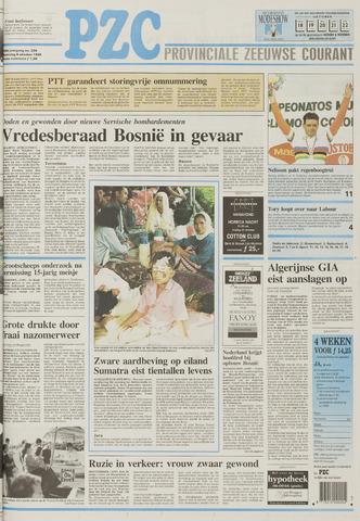 Provinciale Zeeuwse Courant 1995-10-09