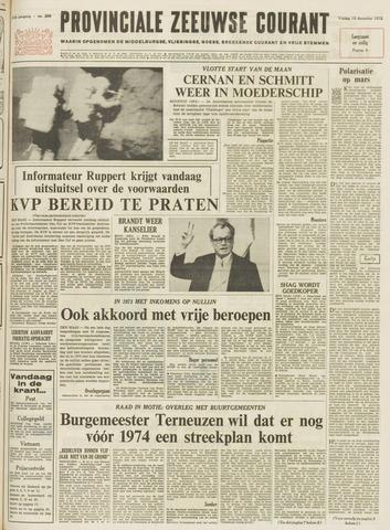Provinciale Zeeuwse Courant 1972-12-15