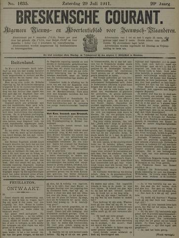 Breskensche Courant 1911-07-29
