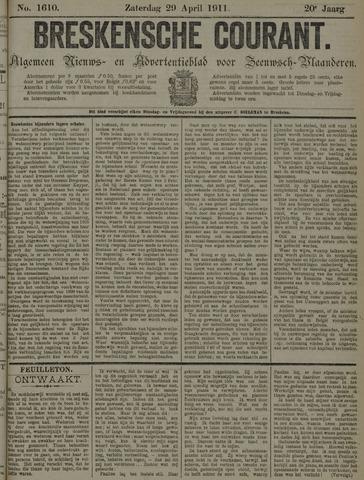 Breskensche Courant 1911-04-29