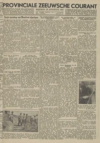 Provinciale Zeeuwse Courant 1943-08-23