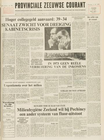 Provinciale Zeeuwse Courant 1972-07-05