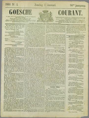 Goessche Courant 1893-01-01
