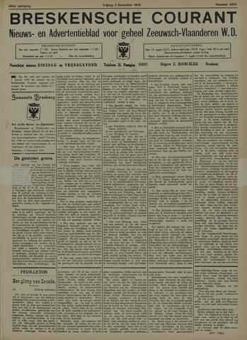 Breskensche Courant 1938-12-02