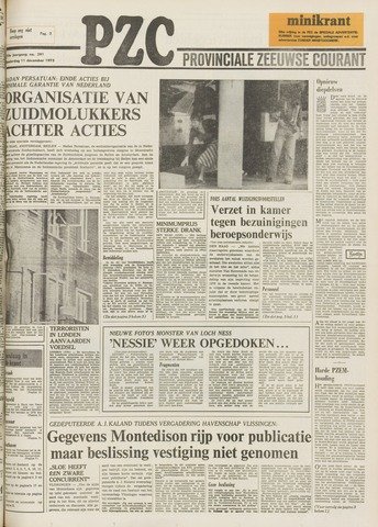 Provinciale Zeeuwse Courant 1975-12-11