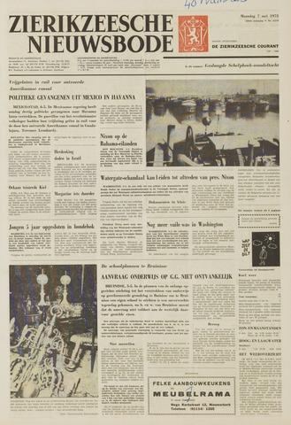 Zierikzeesche Nieuwsbode 1973-05-07