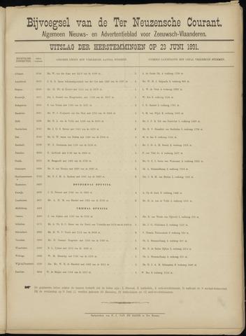 Ter Neuzensche Courant. Algemeen Nieuws- en Advertentieblad voor Zeeuwsch-Vlaanderen / Neuzensche Courant ... (idem) / (Algemeen) nieuws en advertentieblad voor Zeeuwsch-Vlaanderen 1891-06-24
