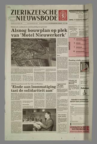 Zierikzeesche Nieuwsbode 1996-10-25