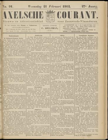 Axelsche Courant 1912-02-21