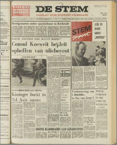 de Stem 1974-01-14