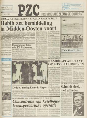 Provinciale Zeeuwse Courant 1981-05-18