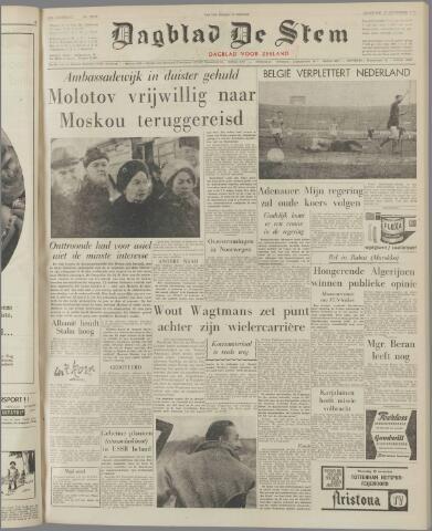de Stem 1961-11-13