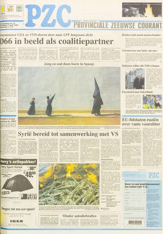 Provinciale Zeeuwse Courant 2003-04-17