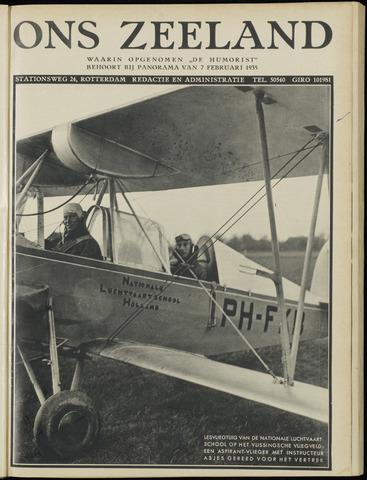 Ons Zeeland / Zeeuwsche editie 1935-02-07
