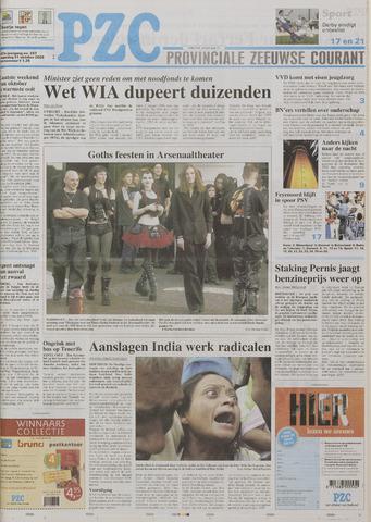 Provinciale Zeeuwse Courant 2005-10-31