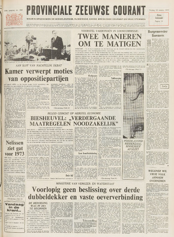 Provinciale Zeeuwse Courant 1971-10-15