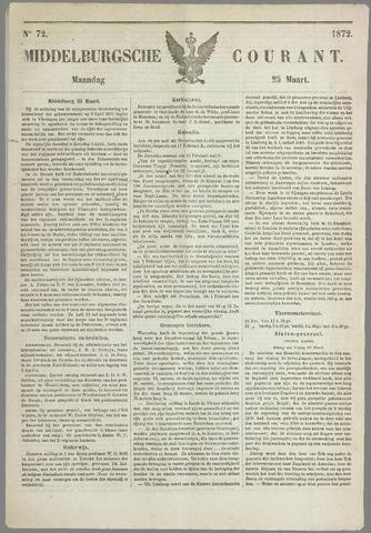 Middelburgsche Courant 1872-03-25