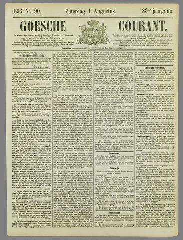 Goessche Courant 1896-08-01