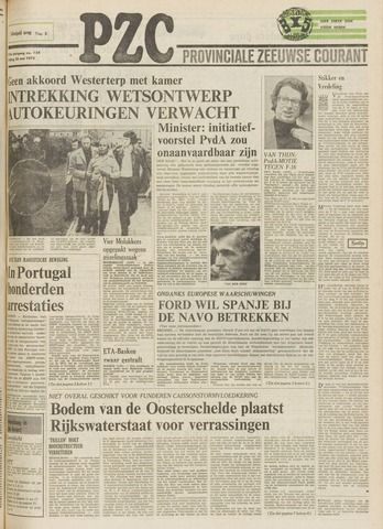 Provinciale Zeeuwse Courant 1975-05-30