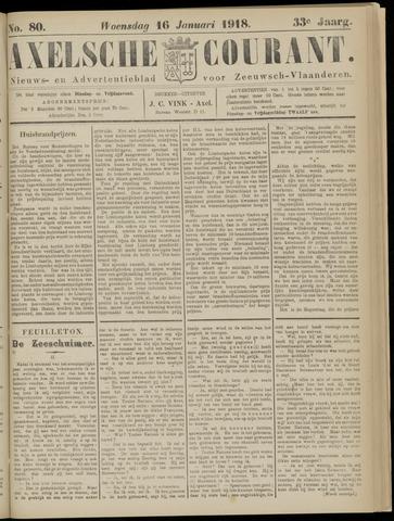 Axelsche Courant 1918-01-16