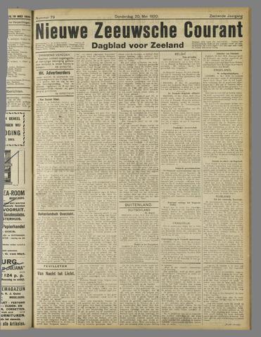 Nieuwe Zeeuwsche Courant 1920-05-20