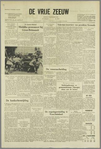 de Vrije Zeeuw 1963-09-03