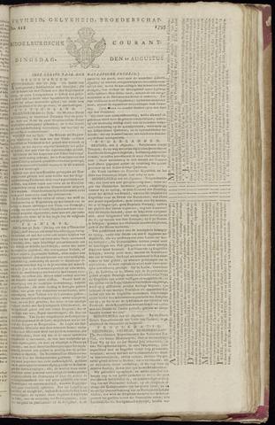 Middelburgsche Courant 1795-08-11