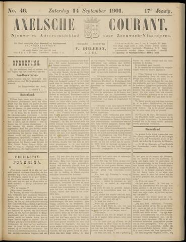 Axelsche Courant 1901-09-14