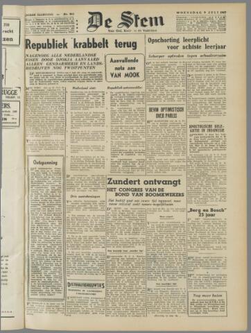 de Stem 1947-07-09