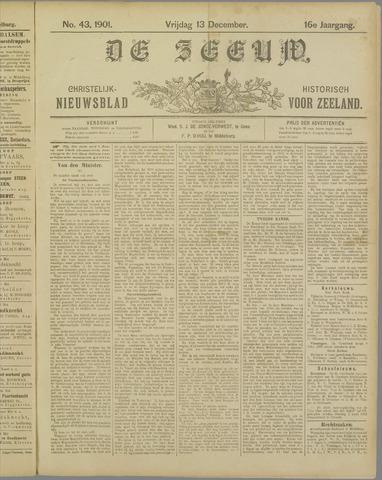 De Zeeuw. Christelijk-historisch nieuwsblad voor Zeeland 1901-12-13