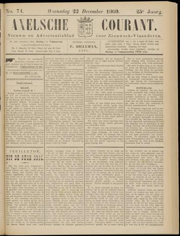 Axelsche Courant 1909-12-22