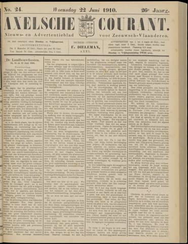 Axelsche Courant 1910-06-22