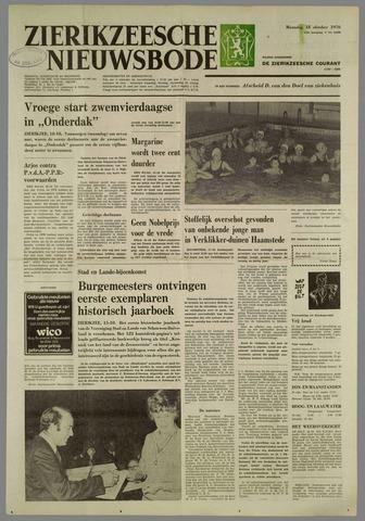 Zierikzeesche Nieuwsbode 1976-10-18