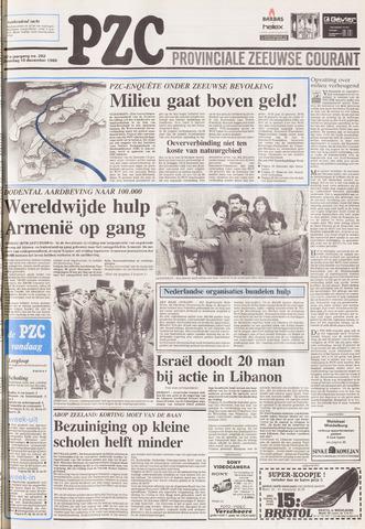 Provinciale Zeeuwse Courant 1988-12-10