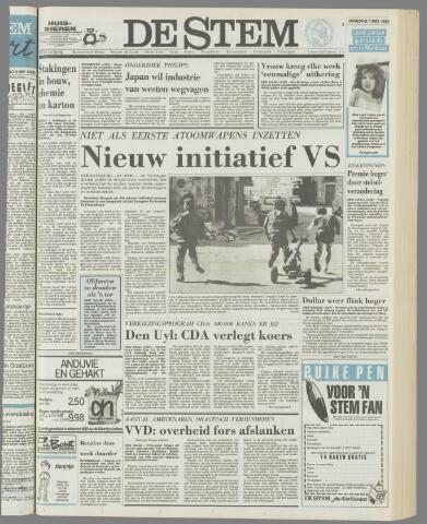 de Stem 1985-05-07