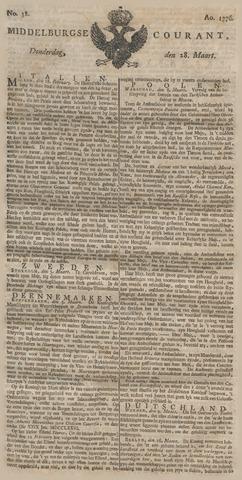 Middelburgsche Courant 1776-03-28