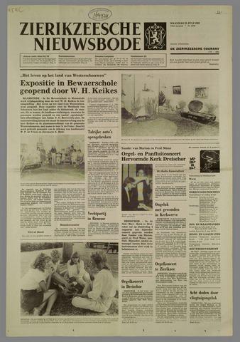 Zierikzeesche Nieuwsbode 1983-07-25