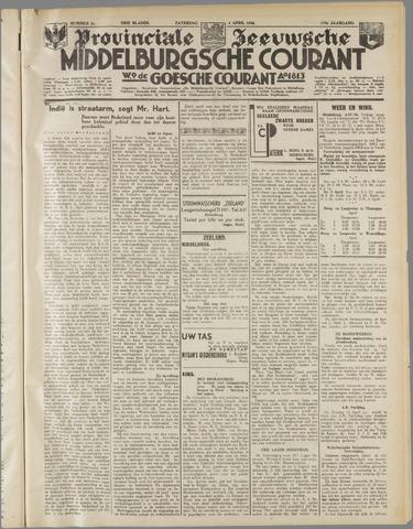 Middelburgsche Courant 1936-04-04