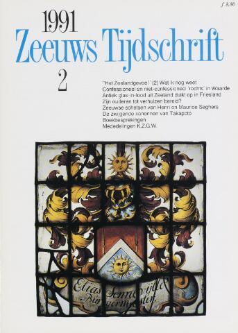 Zeeuws Tijdschrift 1991-03-01