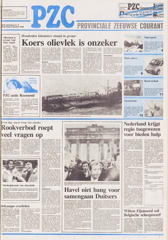 Provinciale Zeeuwse Courant 1990-01-03