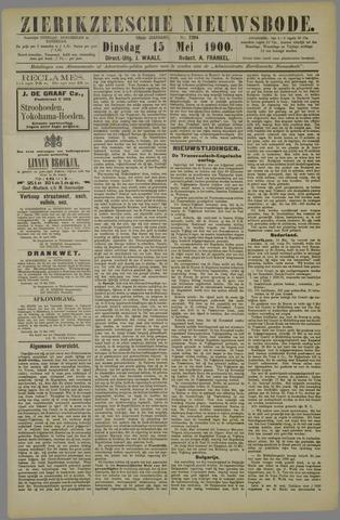 Zierikzeesche Nieuwsbode 1900-05-15