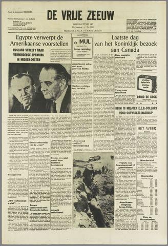 de Vrije Zeeuw 1967-05-27