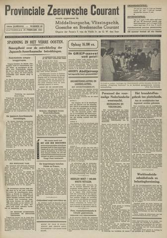Provinciale Zeeuwse Courant 1941-02-15