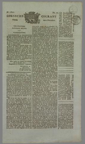 Goessche Courant 1827-11-02